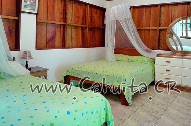 Cabinas Iguana en Cahuita