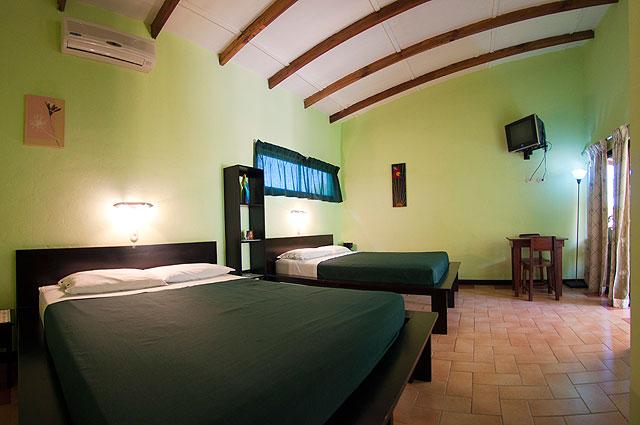 Hotel La Casa de las Flores en Cahuita