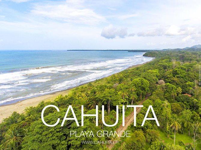 Playa Grande Cahuita
