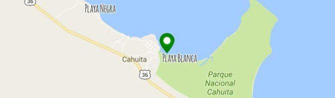 Playa Blanca Parque Nacional Cahuita