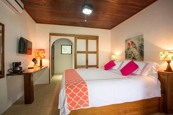 Magellan Boutique Hotel en Cahuita