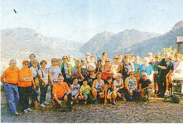 Escursione Gruppo Cassino