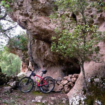 Sabato 31 Marzo – Funtana Raminosa e la foresta di Corongia in MTB