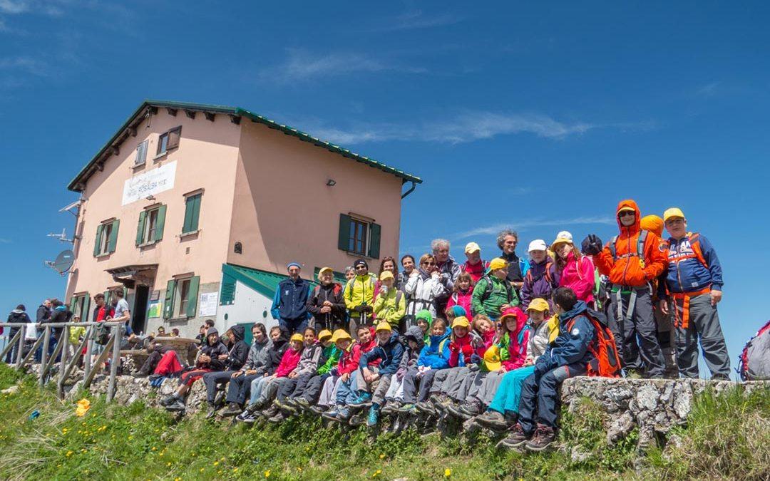 Calendario attività 2018 di Alpinismo Giovanile