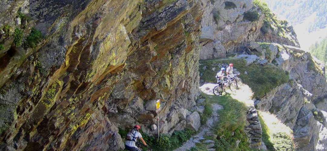 13 giugno 2018 – Sentiero del Cardinello (Valle San Giacomo)