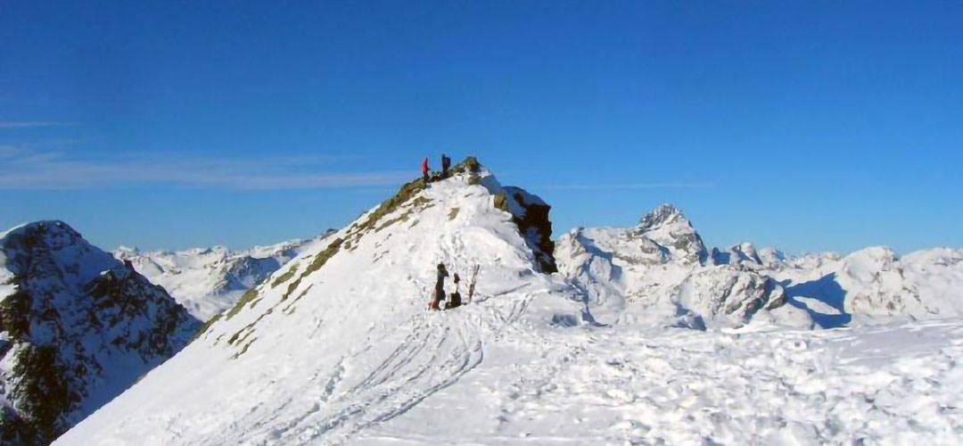 11 marzo 2018 Piz Campagnung – Val d'Agnel (Ciaspolata)