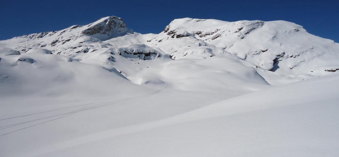 24 marzo 2019 – Piz d'Emmat Dadora – Canton Grigioni (Ciaspolata)