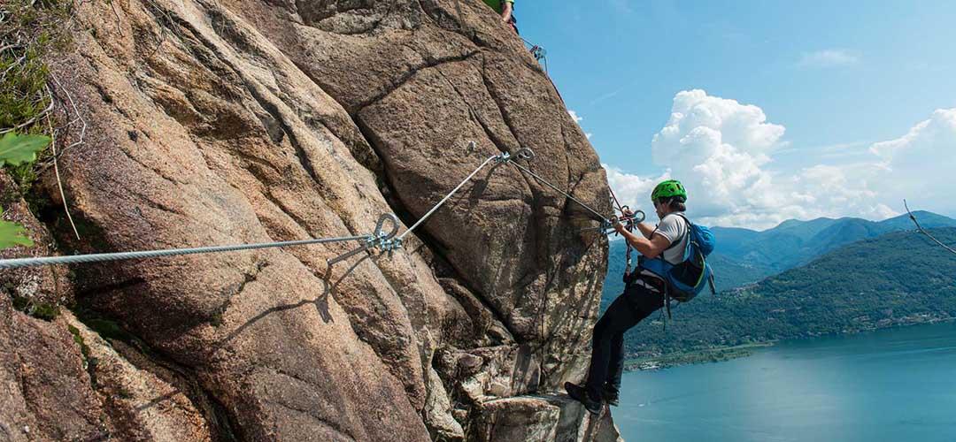 16 maggio 2021 – Monte Camoscio (Via ferrata Picasass)