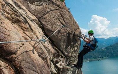 7 giugno 2020 – Monte Camoscio (Via ferrata Picasass)