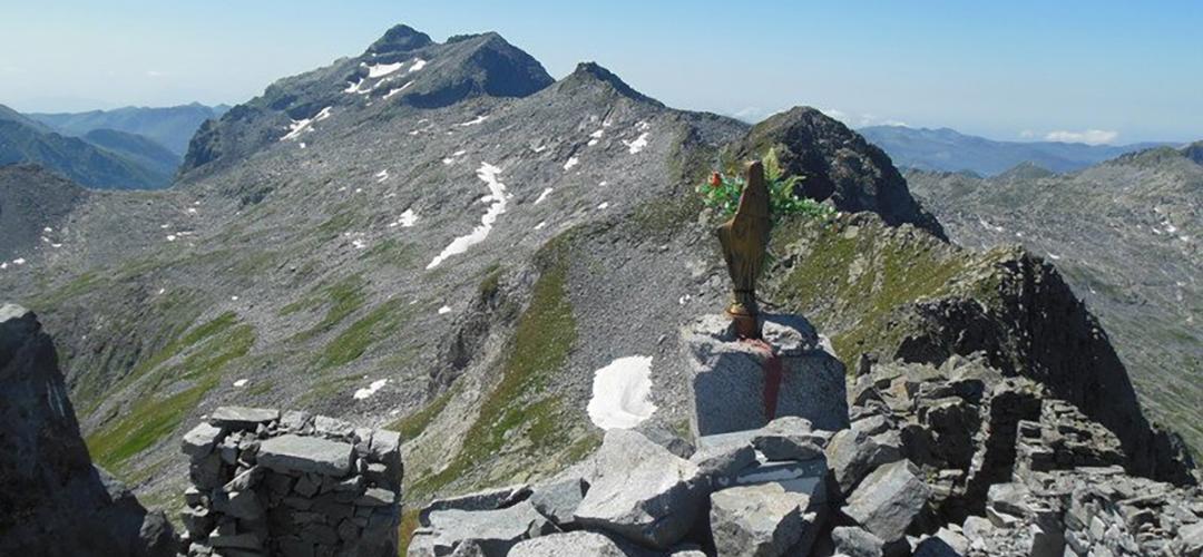 24 maggio 2020 – Monte Listino (Gruppo dell'Adamello)