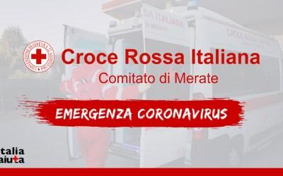 Donazione Croce Rossa Merate – COVID19