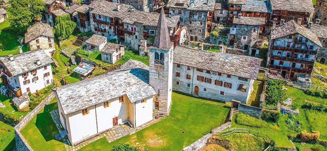 14 aprile 2021 – Savogno (Val Bregaglia)