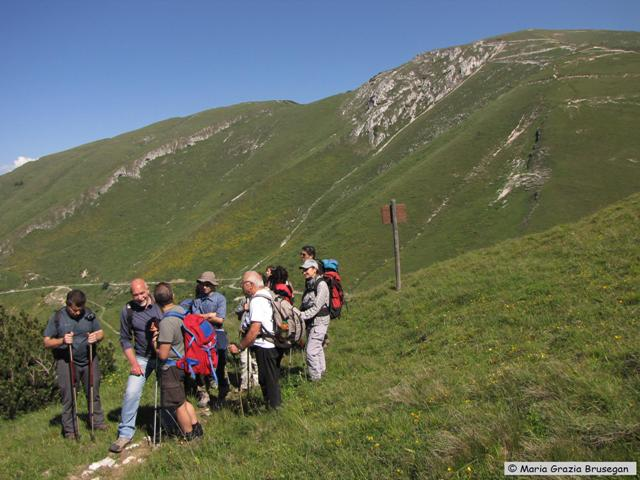 SENTIERO DELLA PACE 2010 - 2a tappa - Monte ALTISSIMO (Monte Baldo) (1)
