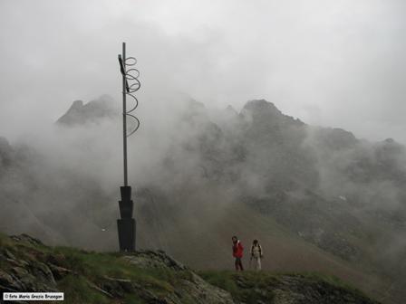 SENTIERO DELLA PACE 2009 - 1a tappa - VAL MONTOZZO, Alpi Retiche meridionali,  Catena Ortles-Cevedale (3)