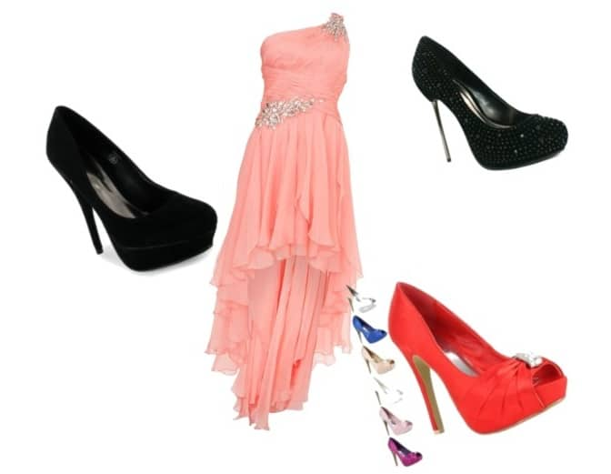 pantofi de bal