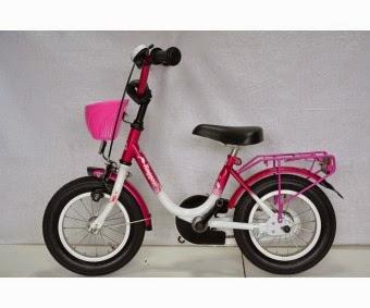 bicicleta roz fete
