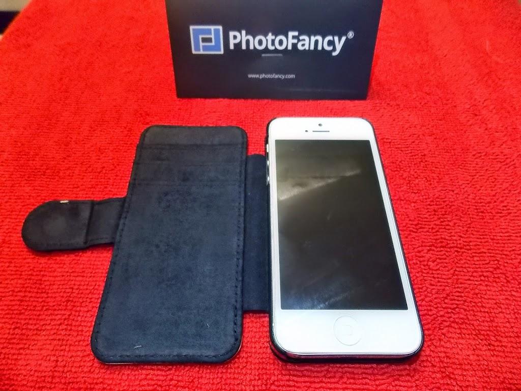 Husa flip pentru iPhone5
