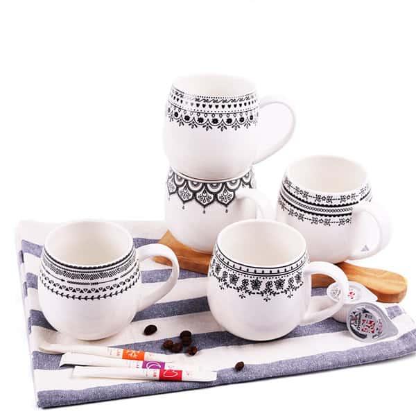 cani ceramice model nordic