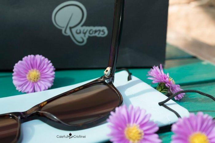 ochelari polarizați rayons