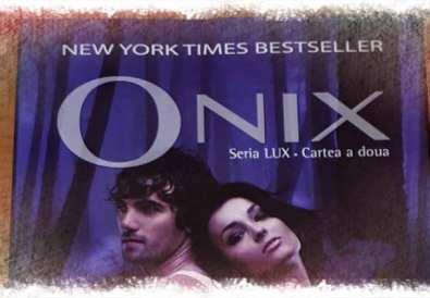 Onix volumul 2 seria LUX