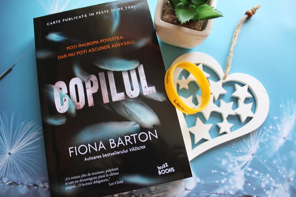Copilul Fiona Barton