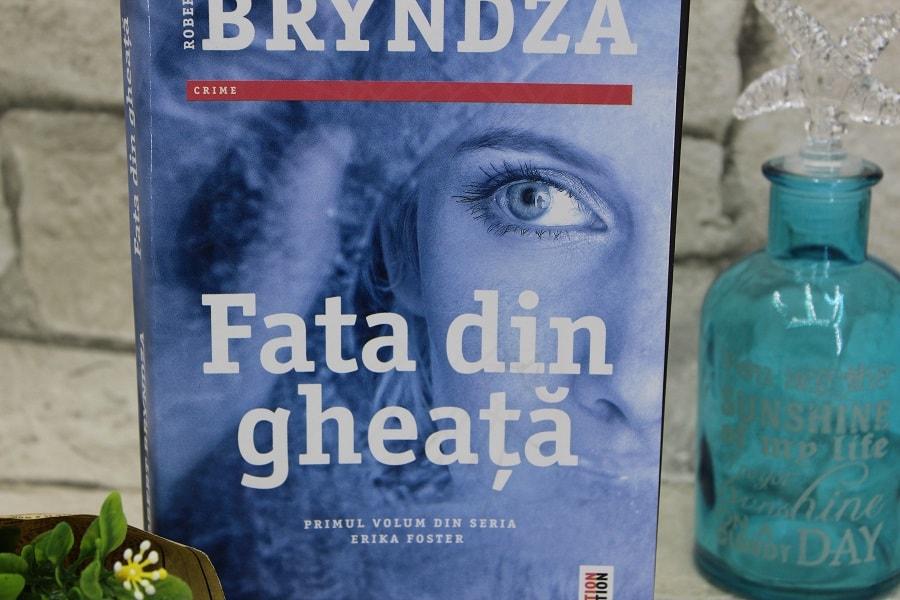 Fata din gheață - Robert Bryndza