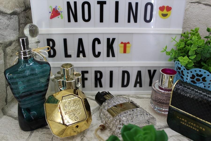 Black Friday Notino