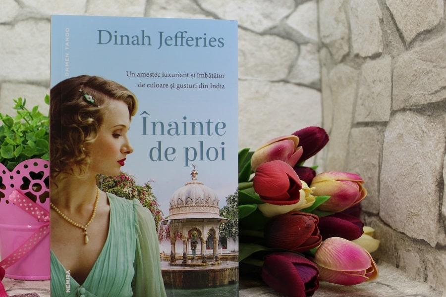 Înainte de ploi (Dinah Jefferies)