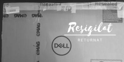 laptop resigilat returnat