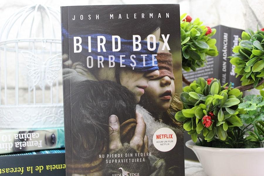 Bird Box. Orbește Josh Malerman
