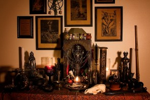 A Modern Altar