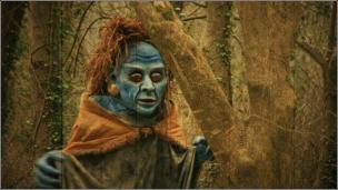 Cailleach from another short film