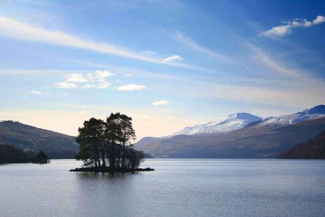 Scotland, Loch Tay