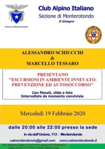 2020 (14) Serata con il SOCCORSO ALPINO