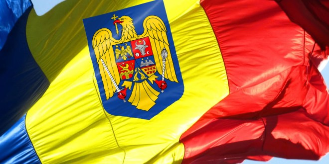 drapel romanesc