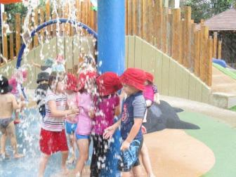 Water play area 1