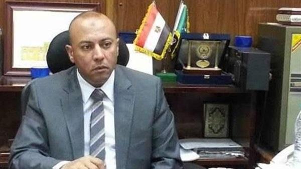 هشام عبد الباسط محافظ المنوفية