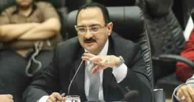 هشام عبد الواحد رئيس لجنة النقل والمواصلات