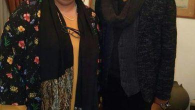 محمد منير مع إيناس عبد الدايم