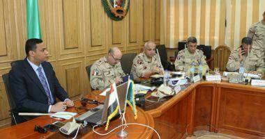 غرفة عمليات محافظة المنوفية
