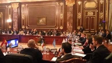 السفير الإيطالي في القاهرة