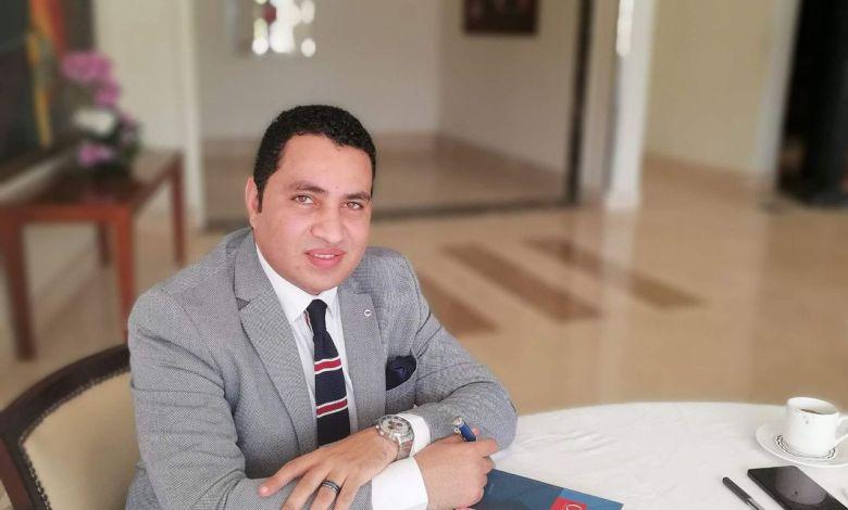 الدكتور عبد الرحمن طه