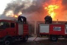 وزارة الصحة: حريق مستشفى العباسية نتيجة ماس كهربائي