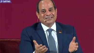 فيديو.. الرئيس السيسي يعلق على رقصة الكيكي