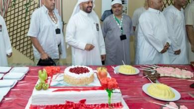 برنامج ضيوف خادم الحرمين يبث فرحة العيد لأسر الشهداء المصريين