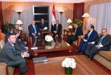 لقاء الرئيس السيسي ورئيس وزراء إسرائيل