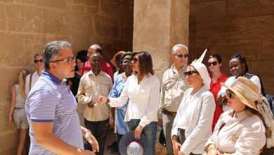 افتتاح مقبرة محو