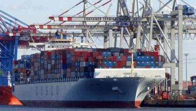 انخفاض صادرات اليابان