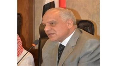 محافظ الجيزة اللواء أحمد راشد
