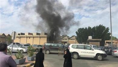تعليق الدراسة بكلية الآداب في الكويت بسبب انفجار هائل